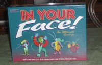Board Game: In Your Face!
