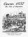 Board Game: Caseros 1852