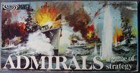 Board Game: Admirals