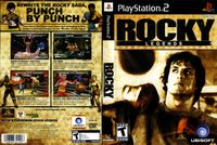 Video Game: Rocky Legends