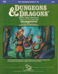 RPG Item: X6: Quagmire!