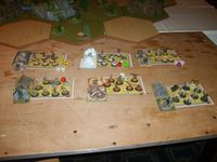Board Game: Valley of the Mammoths