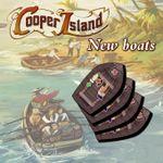 Board Game: Cooper Island: New boats