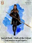 RPG Item: Sacred Oath: Oath of the Celesai
