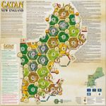 Board Game: Catan: New England