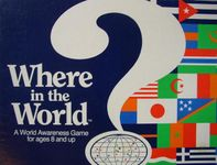 Board Game: Where in the World?