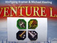 Board Game: Adventure Land: Herbs