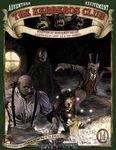 RPG Item: The Kerberos Club (Wild Talents)