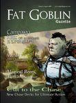 Issue: Fat Goblin Gazette (Issue 1 - Aug 2015)