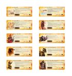 RPG Item: Legacy of the Green Regent Campaign Cards Set 2