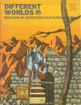 Issue: Different Worlds (Issue 12 - Jul 1981)