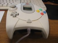 Video Game Hardware: Dreamcast Controller
