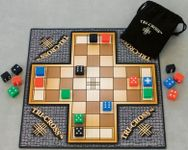 Board Game: Tri-Cross