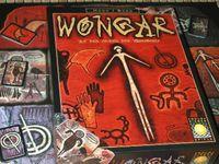 Board Game: Wongar