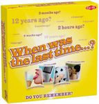 Board Game: When was the last time...?