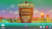 Video Game: DEEP SPACE WAIFU: FANTASY