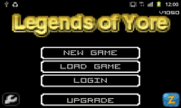 Video Game: Legends of Yore