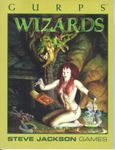 RPG Item: GURPS Wizards