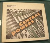 Board Game: Central Powers, Axis & Allies Variant