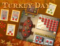 Board Game: Turkey Day