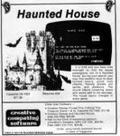 Video Game: Haunted House, CS-4005