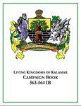 RPG Item: Living Kingdoms of Kalamar Campaign Book