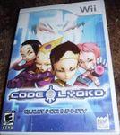 Video Game: Code Lyoko: Quest for Infinity