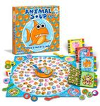 Board Game: Animal Soup Game: There's Always One!
