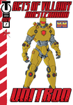 RPG Item: Acts of Villainy: Mastermind 07: Unitron