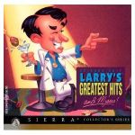 Video Game Compilation: Leisure Suit Larry: Greatest Hits and Misses!