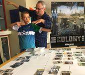 Board Game: Colony
