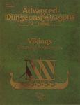 RPG Item: HR1: Vikings Campaign Sourcebook