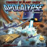 Board Game: Conquest of Planet Earth: Apocalypse
