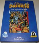 Board Game: Fantasy Business