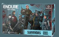 Board Game: Endure the Stars: Survivors Gender Variant