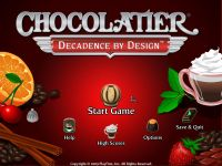 Video Game: Chocolatier: Decadence by Design