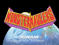Video Game: Monster Maulers