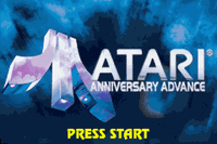 Video Game Compilation: Atari Anniversary Advance