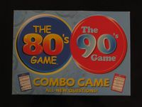 Board Game: The 80's - 90's Combo Game
