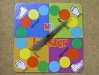 Board Game: Twister