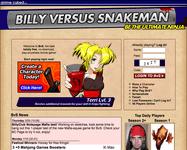 Video Game: Billy Vs. SNAKEMAN