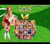 Video Game: Street Fighter Alpha 2