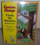 Board Game: Curious George Finds the Bunnies Game