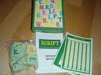 Board Game: Script