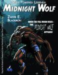 RPG Item: Super Powered Legends: Midnight Wolf