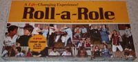 Board Game: Roll-a-Role