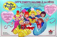 Board Game: Polly Pocket