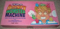 Board Game: The Angry Monster Machine