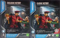 Board Game: Eminent Domain: Elusive/Exclusive Victory Promo
