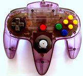 Video Game Hardware: Nintendo 64 Controller